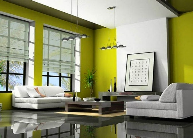 modern interior painting ideas