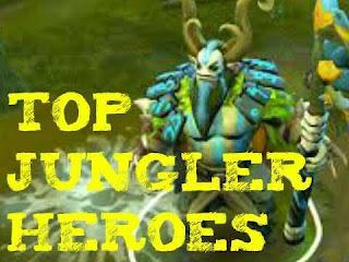 jungling atau sering di sebut hero ngutan terbaik di dota  7 Hero Jungler Terbaik Dota 2