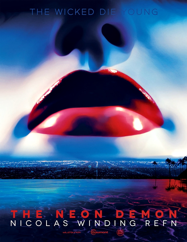 The Neon Demon, Teaser Póster