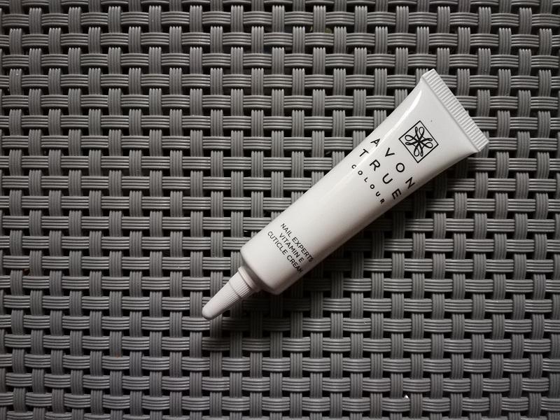 Avon True Colour Nail Experts Vitamin E Cuticle Cream