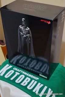 Kotobukiya ESB Darth Vader ArtFX