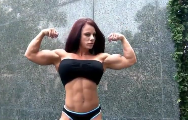 Clip Collection Muscle women FBB and Fitness Motivation