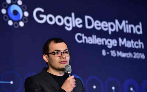 Demis Hassabis (CEO de Deepmind) - Photo © Jung Yeon-Je