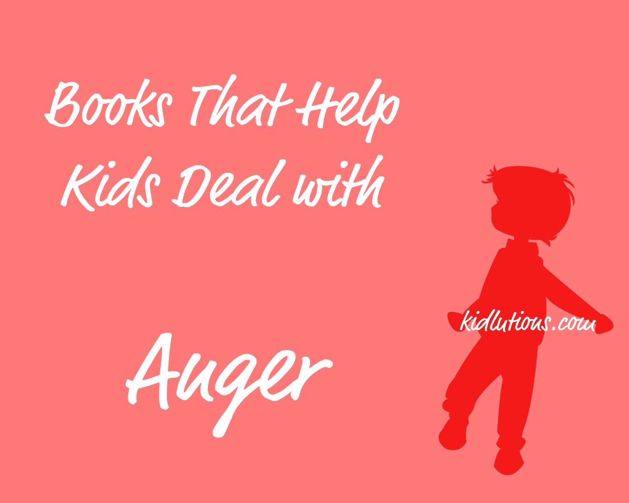 Books That Help Kids Deal With Anger