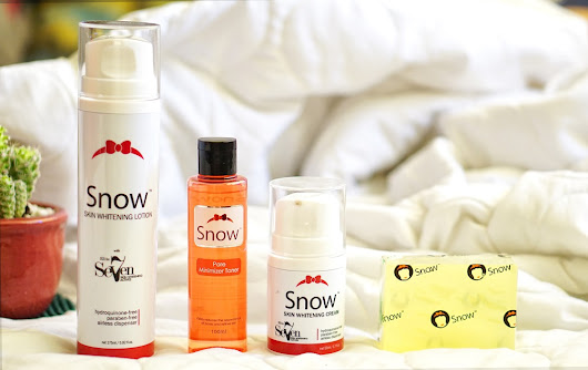 Snow Skin Whitening: An Ally for Fairer Skin