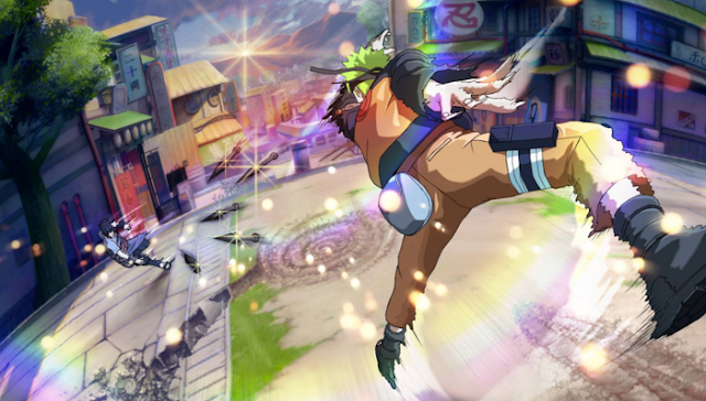 Cara setting Gamepad abal-abal untuk Naruto Strom 4