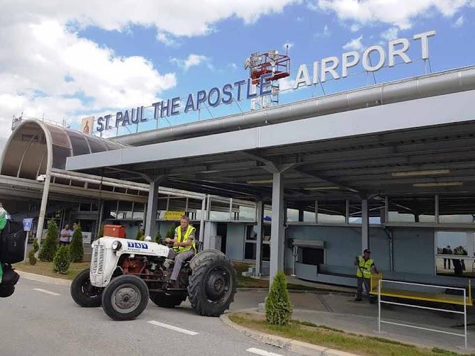 Flughäfen Skopje und Ohrid mit fast einer halben Million Passagiere in den ersten drei Monaten