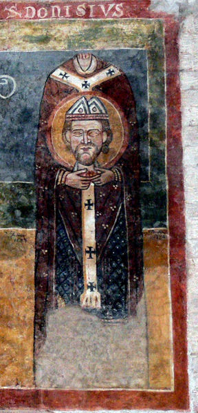 Bien-aimé Saint Denis, First Bishop of Paris | MYSTAGOGY RESOURCE CENTER VT64