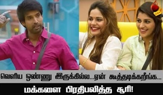 Soori and karthi siad frankly about contestants of bigg boss season 2 tamil