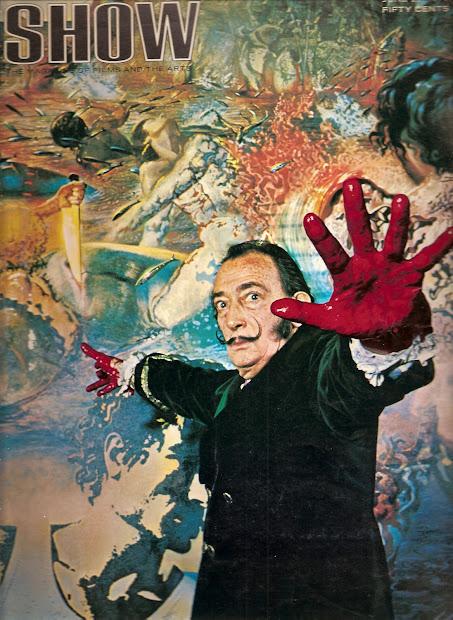 Devodotcom Salvador Dali - Artful Showman