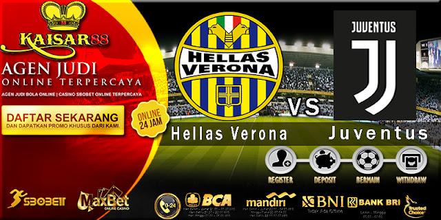 Prediksi Bola Jitu Liga Itali Hellas Verona vs Juventus 31 Desember 2017