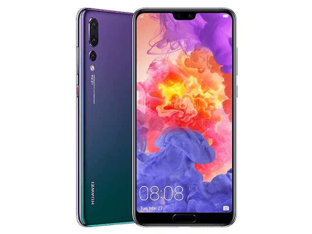 Huawei P20 Pro is now official with triple Leica cameras