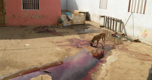 Prames ordenan masacre en una fiesta en Maracaibo