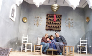 Medina de Marrakech.