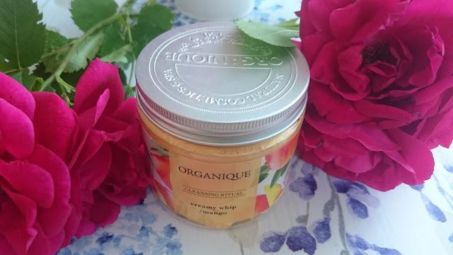 Pianka do mycia ciała Mango z Organique