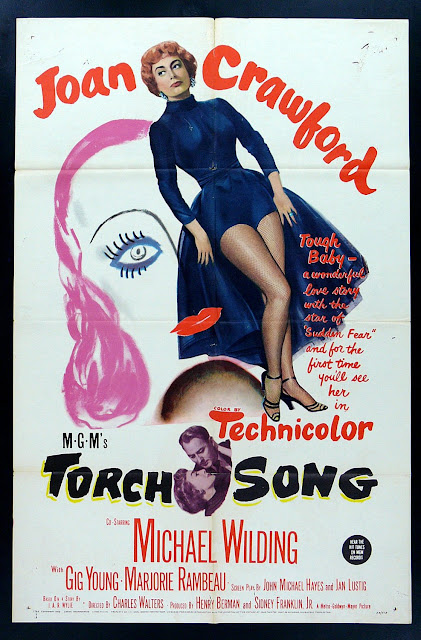Java's Journey: Torch Song (1953) w/Joan Crawford