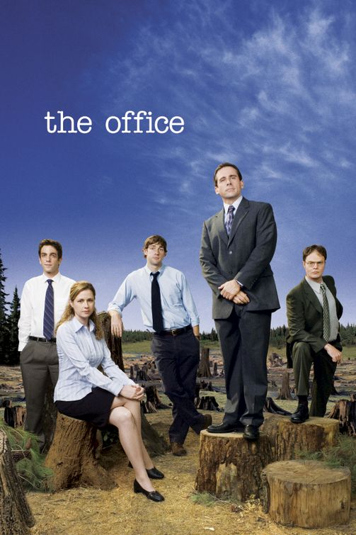 USA Office TV poster