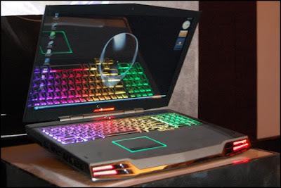 Refurbished Alienware Laptop