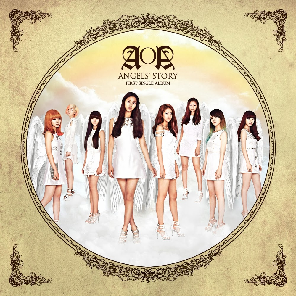 [Single] AOA – Angels' Story (FLAC)