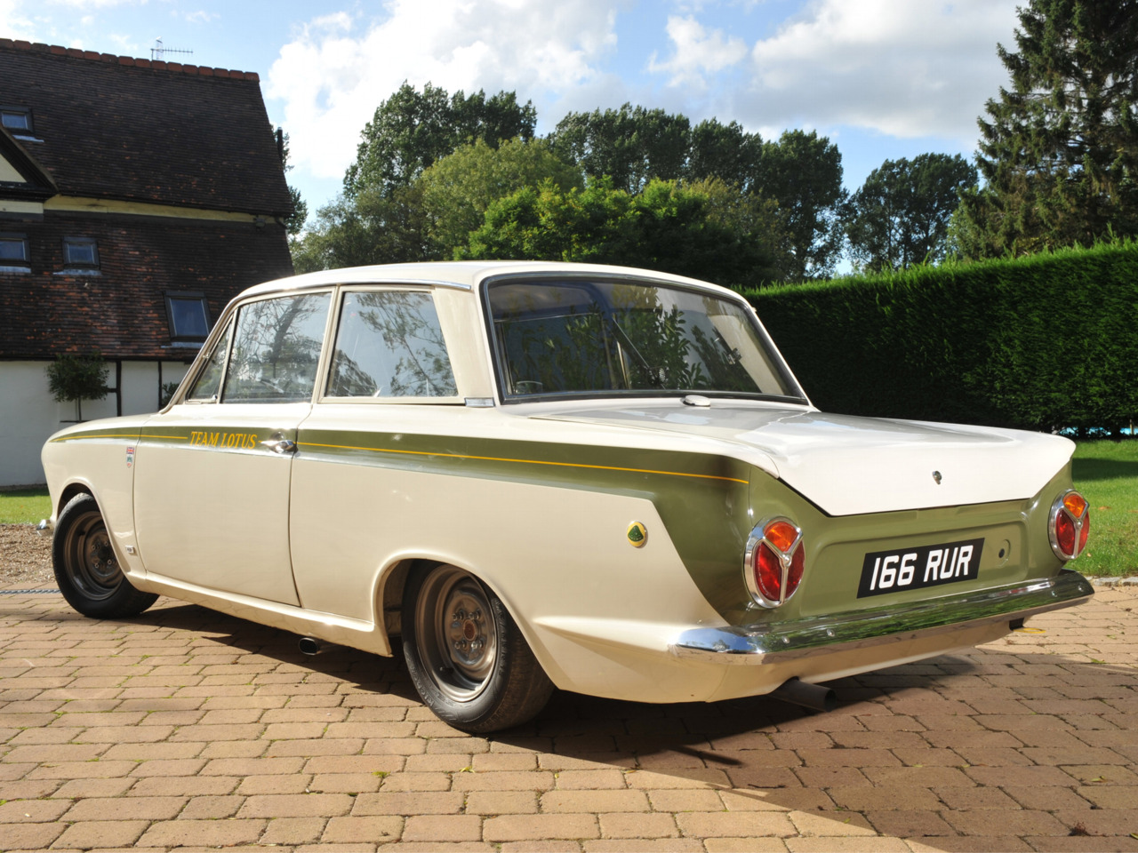 Ford Performance Cars >> FAB WHEELS DIGEST (F.W.D.): Ford Lotus Cortina Mk1 (1963-66)