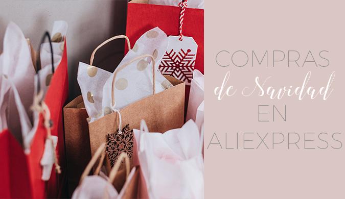 Compras de Navidad en Aliexpress
