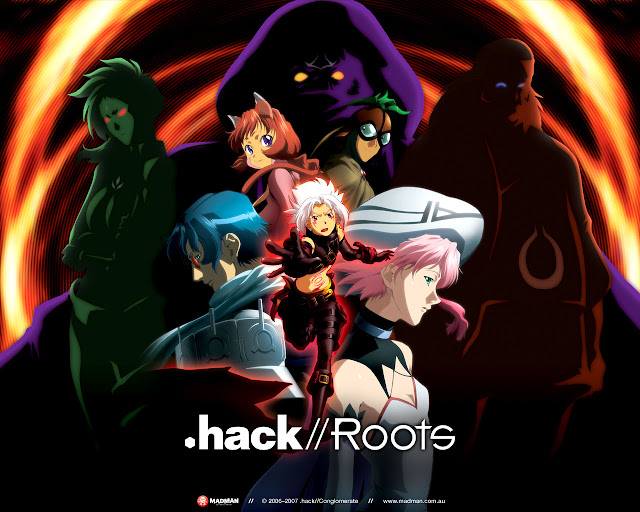 .Hack//Roots (26/26) (84MB) (HDL) (Sub Español) (Mega)
