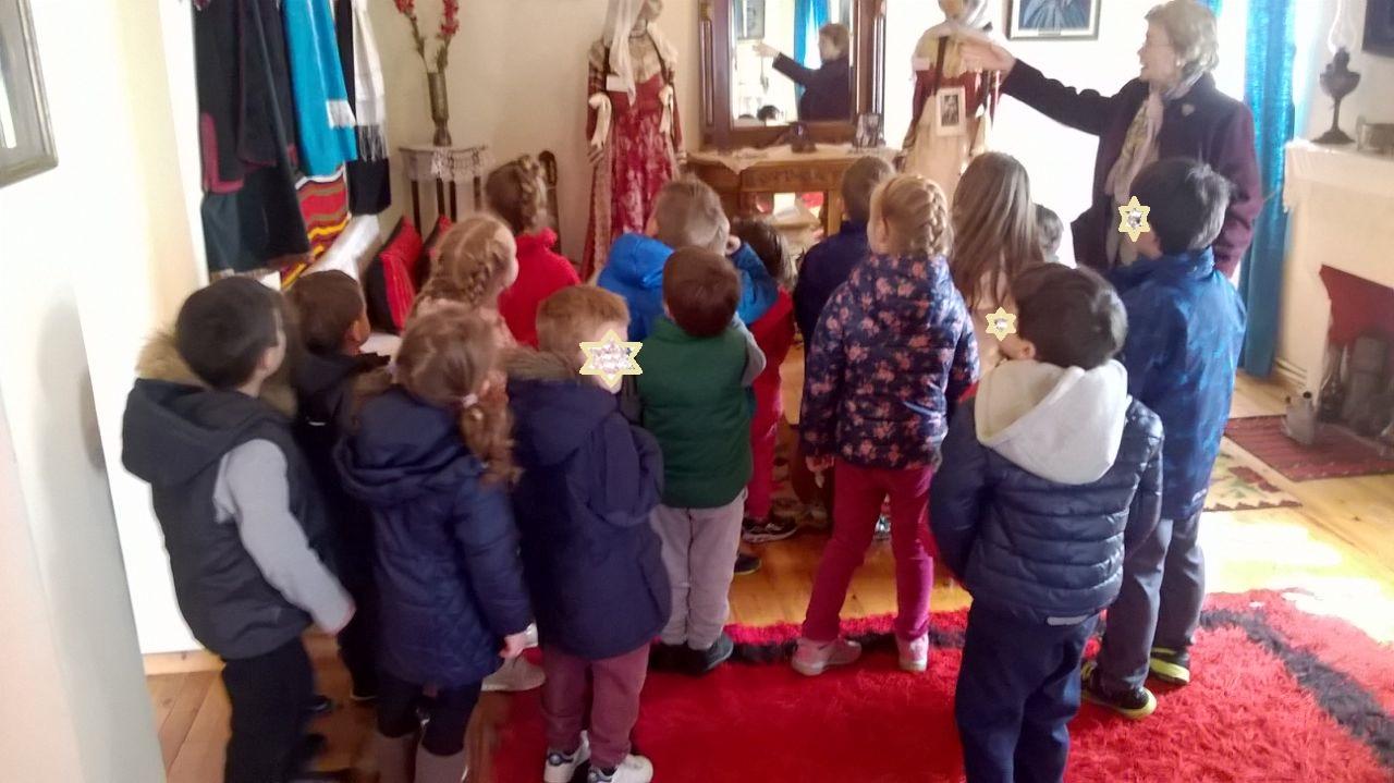 Επισκέψεις σχολείων στο Λαογραφικό Μουσείο Πολυγύρου