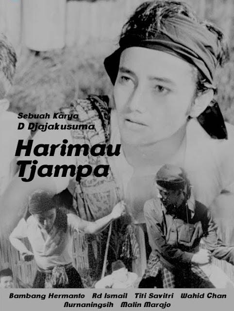 Harimau Tjampa (1953)