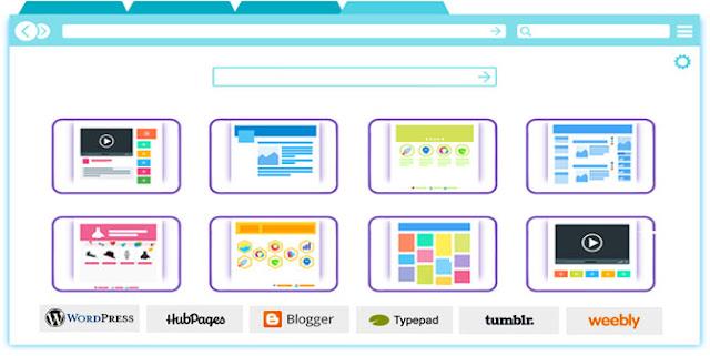 Platform Blog Gratis