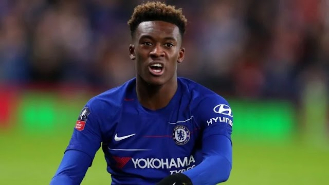 What Callum Hudson-Odoi said after Chelsea's 3-0 win over Malmo