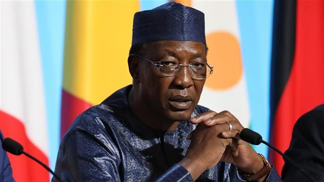 Chadian President Idriss Deby sets postponed elections for 2018