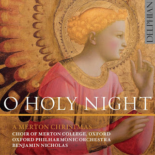 O Holy Night - Merton College Choir - Delphian