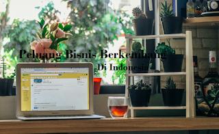 6 Peluang Bisnis Paling Berkembang di Indonesia