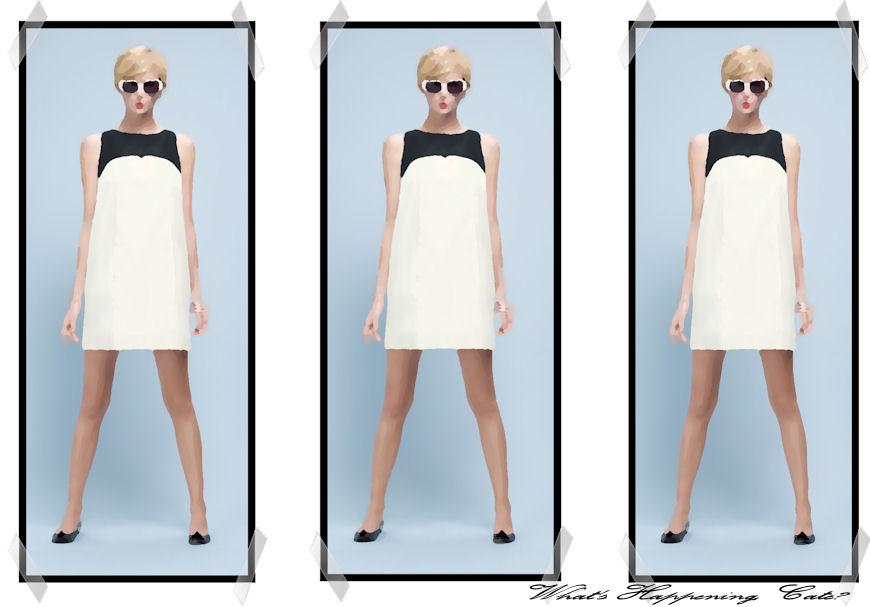 6cbbe9bd15 A A–Line Dress - - - Abito a Trapezio | 6° Punto: L'Alfabeto della ...