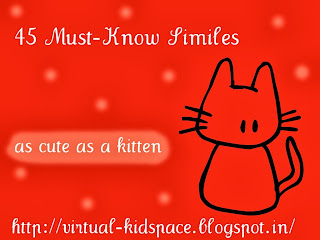 as cute as a kitten - simile