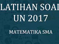 Latihan Soal UN 2017 dan Pembahasannya