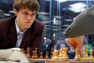 Échecs à Londres : Magnus Carlsen casse la barre des 2851 points Elo © site officiel