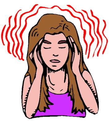 Resultado de imagem para forte dor de cabeça
