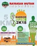 Warrior Run 2K18 • 2018