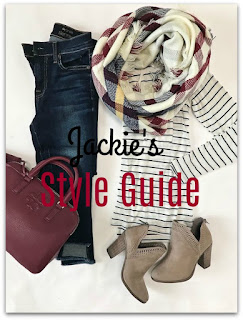Jackie's Style Guide