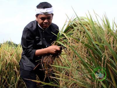 Kang Dedi Mulyadi Cawagub : Ingin Buruh Tani di Jabar Diasuransikan