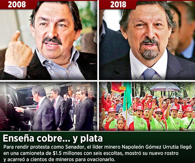 """""""NAPO"""" Napoleon Gomez Urrutia, antes y después.... Screen%2BShot%2B2018-08-30%2Bat%2B05.33.21"""