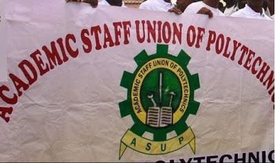 STRIKE: Polytechnics Academic Staff Union To Commence Indefinite Strike, December 12