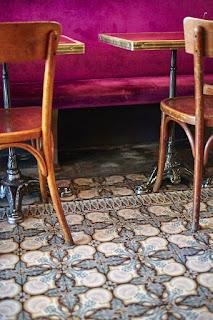 Brasserie Bar Schmitz Interior Dirk Mecky