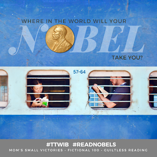 Where in the world will your Nobel take you?