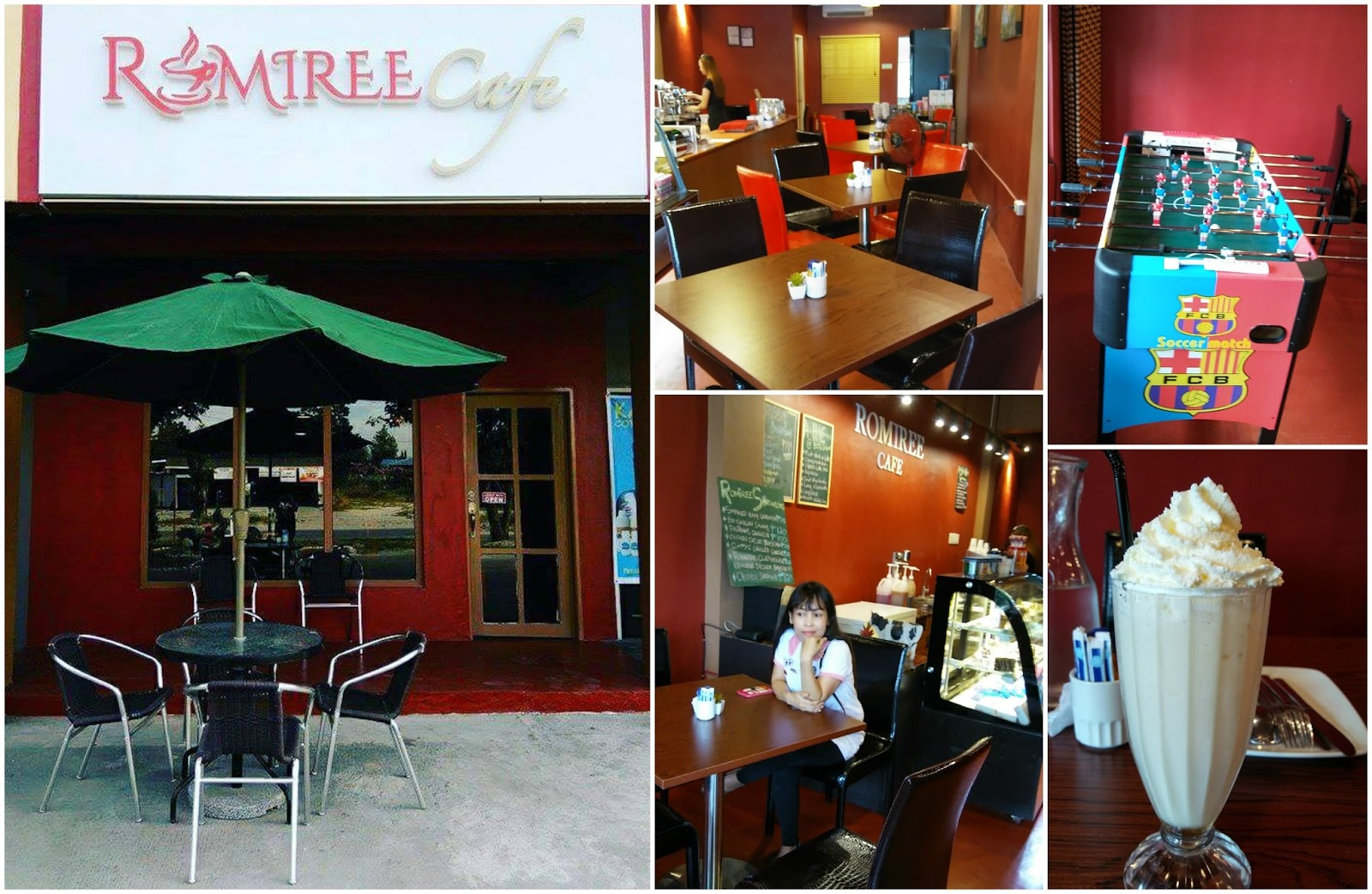 asiancouplediary: philippines 2017: romiree cafe in friendship