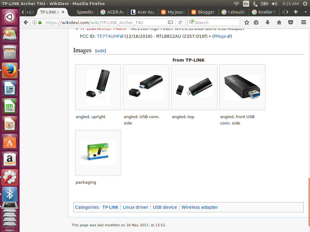 My journey with the Linux Operating System: Setting up of TPLINK