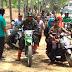 Tinjau Lokasi, Danramil 01/Subah Lewati Akses Terjal