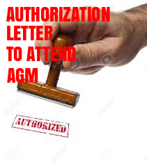 Authorization-Letter-to-Attend-AGM