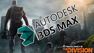 Ubisoft使用3dsMax和Ornatrix毛髮插件製作的遊戲